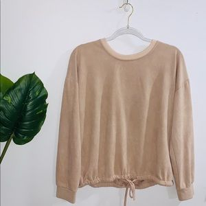 Tops - MPC Light Pink Soft Sweater